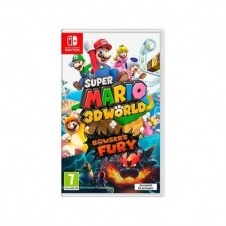 JUEGO NINTENDO SWITCH SUPER MARIO 3D WORLD + BROWSER S FURY