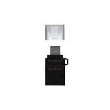 Kingston DataTraveler microDuo G2 - Unidad flash USB - 64 GB - USB 3.2 Gen 1 / micro USB