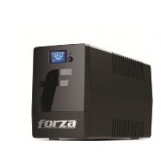 Forza - UPS - Line interactive - 240 Watt - 120 V - 400VA 6 NEMA Outlets