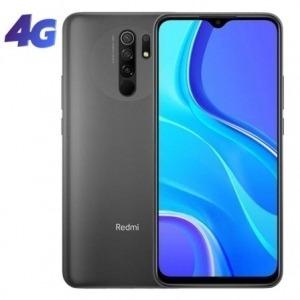 "Smartphone Xiaomi Redmi 9 3GB/ 32GB/ 6.53""/ Gris Carbón"
