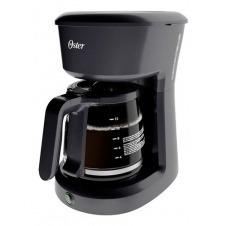 Cafetera de 12 tazas negro MARCA OSTER