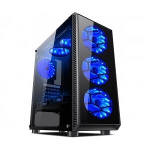 AVATAR LED Azul USB 3.0 Con Ventana L-LINK