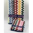 Toalla de Baño 100% Algodón Diseño Típico Multicolor Marca Cantel