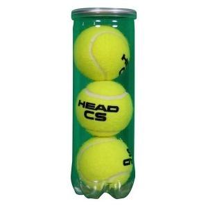 Pelotas de Tenis Head Head CS Amarillo (3 Uds)