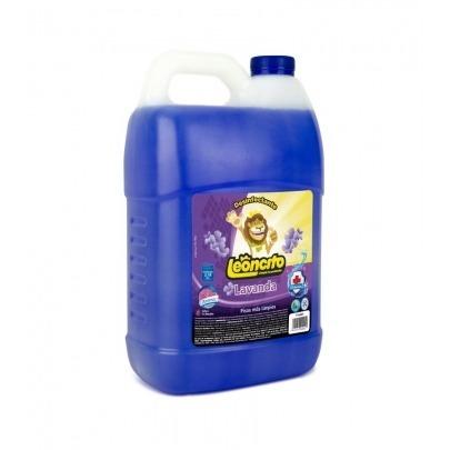 Desinfectante de Lavanda Marca Leoncito 1 Galón