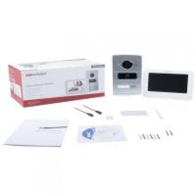 Hikvision DS-KIS601 - Video intercom system - wired - 7