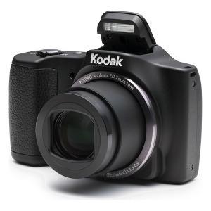 """Cámara Compacta Kodak PIXPRO  FZ201 16 MP 1/2.3"""" CCD HD Negra (Reacondicionado A)"""