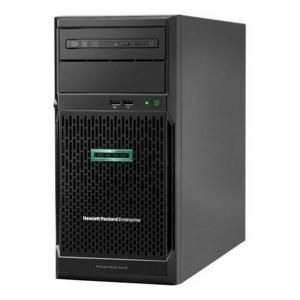 Servidor Torre HPE ProLiant ML30 Gen10 Xeon E-2124 8 GB RAM LAN Negro