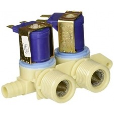 Repuesto Válvula entrada de agua para lavadora de ropa, MARCA FRIGIDAIRE
