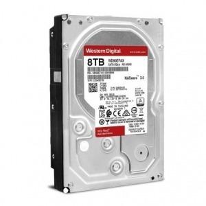 "Disco Duro Western Digital WD Red NAS 8TB/ 3.5""/ SATA III/ 256MB"