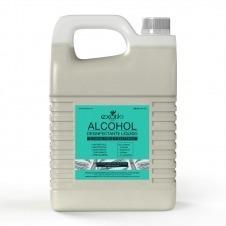 Exotik Nat Alcohol Desinfectante Liquido con Lemongrass 3.785 L (Galón)