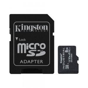 Tarjeta de Memoria Micro SD con Adaptador Kingston SDCIT2/8GB 8GB