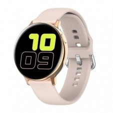 RELOJ INTELIGENTE INNJOO LADY EQIS R ROSE GOLD - PANTALLA 3.5CM - BT 4.0 - NOTIFICACIONES - RITMO CARDIACO - IP68 - BAT 230MAH