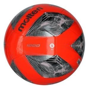 Balón de Fútbol Molten F5A1000 Naranja TPU (Talla 5)