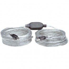 Cable USB activo de 10 metros Tipo USB A macho a Tipo USB B macho