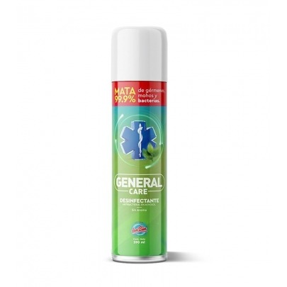 Desinfectante Fresh en Spray Marca General Care de 390ml