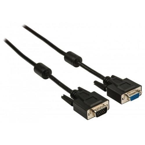 Cable VGA (HD-15) Macho/Hembra 2m