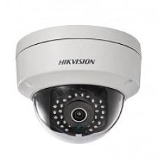 Hikvision - Network surveillance camera - Fixed dome - 5MP/30mIR/IP67/IK10