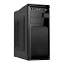 Xtech XTQ-209 - Tower - ATX 600 Watt - black - USB/Audio