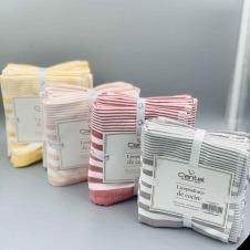 Limpiador Novo Cantel , Limpiador de cocina , Absorbente , color Celeste / blanco , medida 47x70 Pulgadas