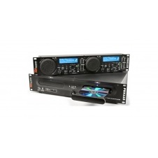 POWER DYNAMICS PDX 115 Doble Reproductor CD/SD/USB/MP3 172713