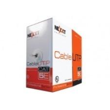 Nexxt Cable UTP Cat5e - Gris