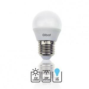 Bombilla LED G45 / 7W / 510LM / E27 / Luz Fría / ELBAT