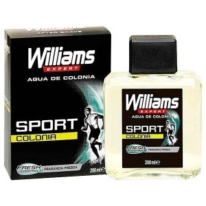 Perfume Hombre Williams Sport Williams EDC (200 ml)