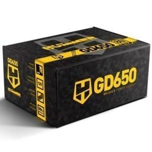Fuente de Alimentación NOX Hummer GD650 80 Plus GOLD 650W