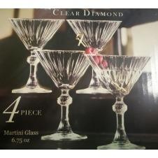 Set de 4 copas para Martini MARCA CIRCLEWARE