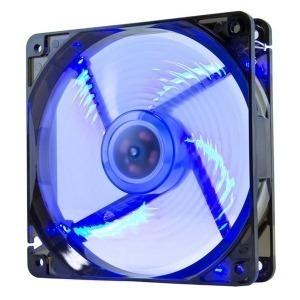 Ventilador de Caja NOX NXCFAN120LBL Cool Fan 12 cm LED Azul