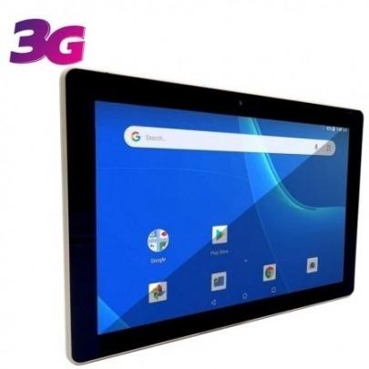 TABLET CON 3G INNJOO F104 GOLD - QC MEDIATEK 6582 - 1GB RAM - 16GB - 10.1
