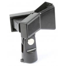 MC01 Soporte microfono, con muelle