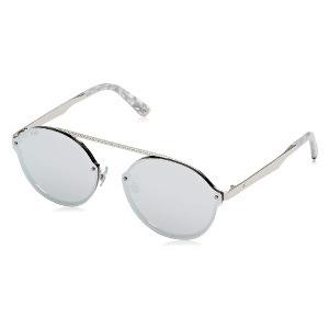 Gafas de Sol Unisex WEB EYEWEAR Plateado (ø 58 mm)