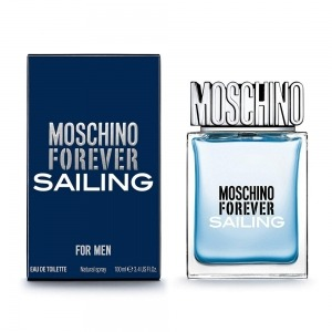 Perfume Hombre Moschino Forever Sailing Moschino EDT (100 ml) (EDT (Eau de Toilette))