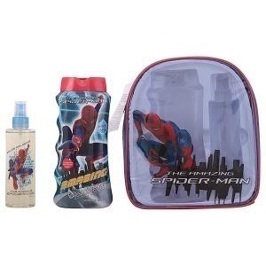 Set de Perfume Infantil Spiderman (3 pcs)