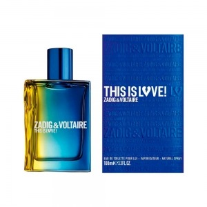 Perfume Hombre This is Love Lui Zadig & Voltaire (100 ml)