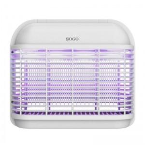 Antimosquitos Eléctrico Sogo MIN-SS-13860 100 m² LED 6W Blanco