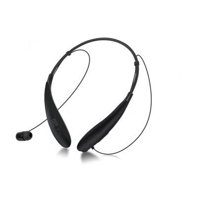 Klip Xtreme JogBudz KHS-629 - Earphones with mic - in-ear - over-the-ear mount - Bluetooth - wireless