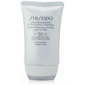 Protector Solar Facial Urban Environment Shiseido Spf 50 (50 ml)