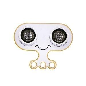 Sensor de Distancia Mibo Ebotics Blanco