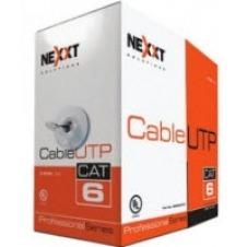 Nexxt Cable UTP Cat6 - Azul