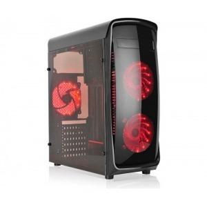 KAZUMI LED Rojo USB 3.0 Con Ventana L-LINK