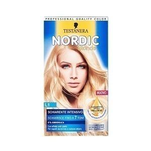 Loción Aclarante Nordic Blonde Schwarzkopf Sin amoniaco Intensive