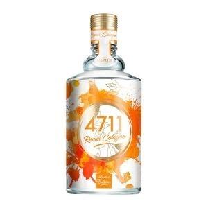 Perfume Unisex Remix Orange 4711 EDC (100 ml)