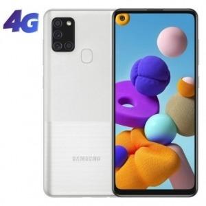 "Smartphone Samsung Galaxy A21S 3GB/ 32GB/ 6.5""/ Plata"