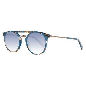 Gafas de Sol Unisex WEB EYEWEAR Azul Havana (ø 49 mm)