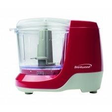 Mini procesador de alimentos Rojo MARCA BRENTWOOD