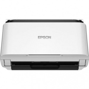 Escáner Documental Epson WorForce DS-410 con Alimentador de Documentos ADF/ Doble Cara