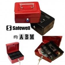 Caja Chica para Efectivo MARCA SAFEWELL BY ABM